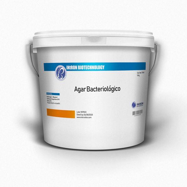 Agar Bacteriologico
