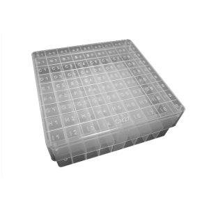 Caja Congelación Plástico
