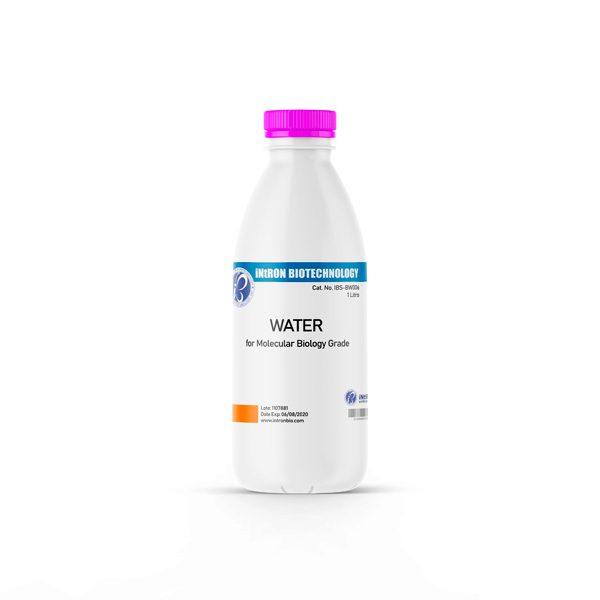 Agua Grado Biologia Molecular