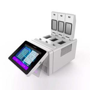 termociclador con gradiente de temperatura