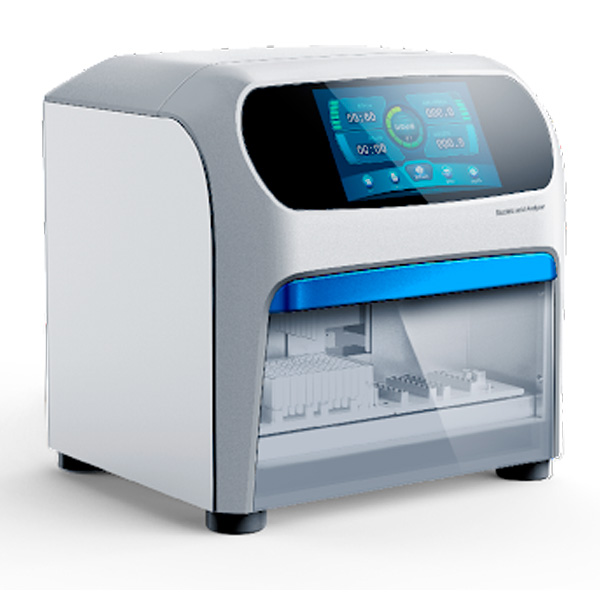 Sistema Automático Purificación Acidos Nucleicos