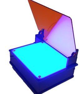 Transiluminador Luz Azul